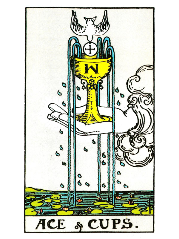Ace of Cups provided by Crystal Clear Reflections