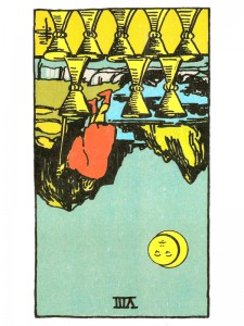 Eight of Cups (R)