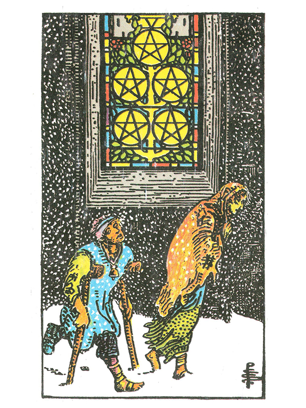 crystal reflections nine of swords reversed relationship