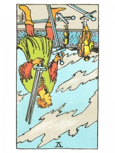 Five of Swords (R)