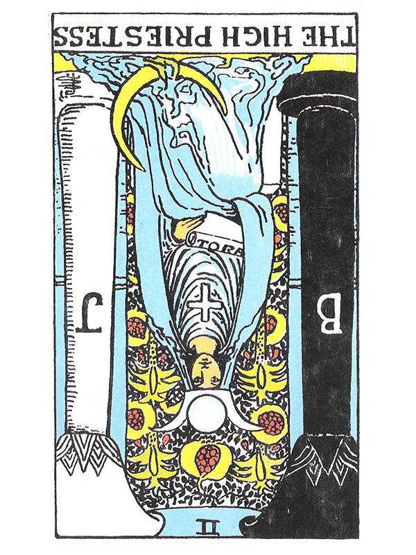 High Priestess (R)