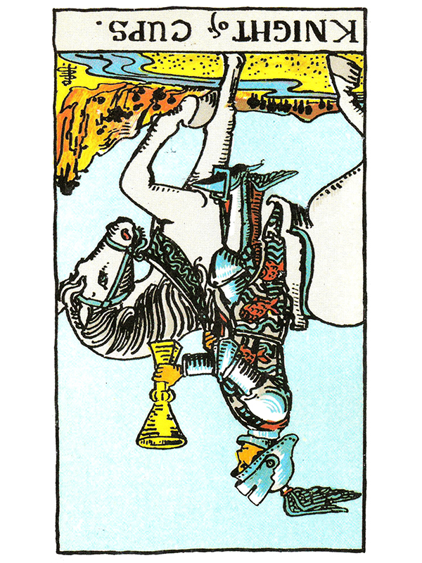 Knight of Cups (R)