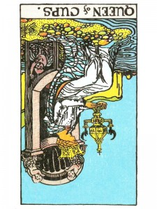 Queen of Cups (R)