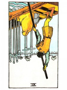 Six of Swords (R)