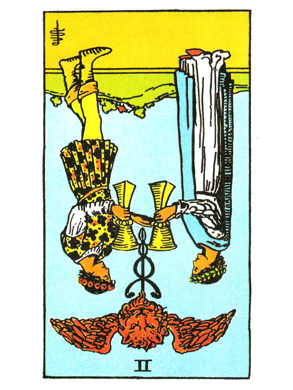 two of cups r